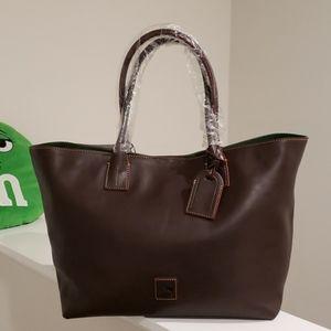 NWT Dooney & Bourke Florentine Medium Russel Bag